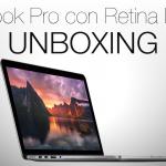 Nuovo MacBook Pro con Retina Display: l'UNBOXING di TechEarthBlog [VIDEO]