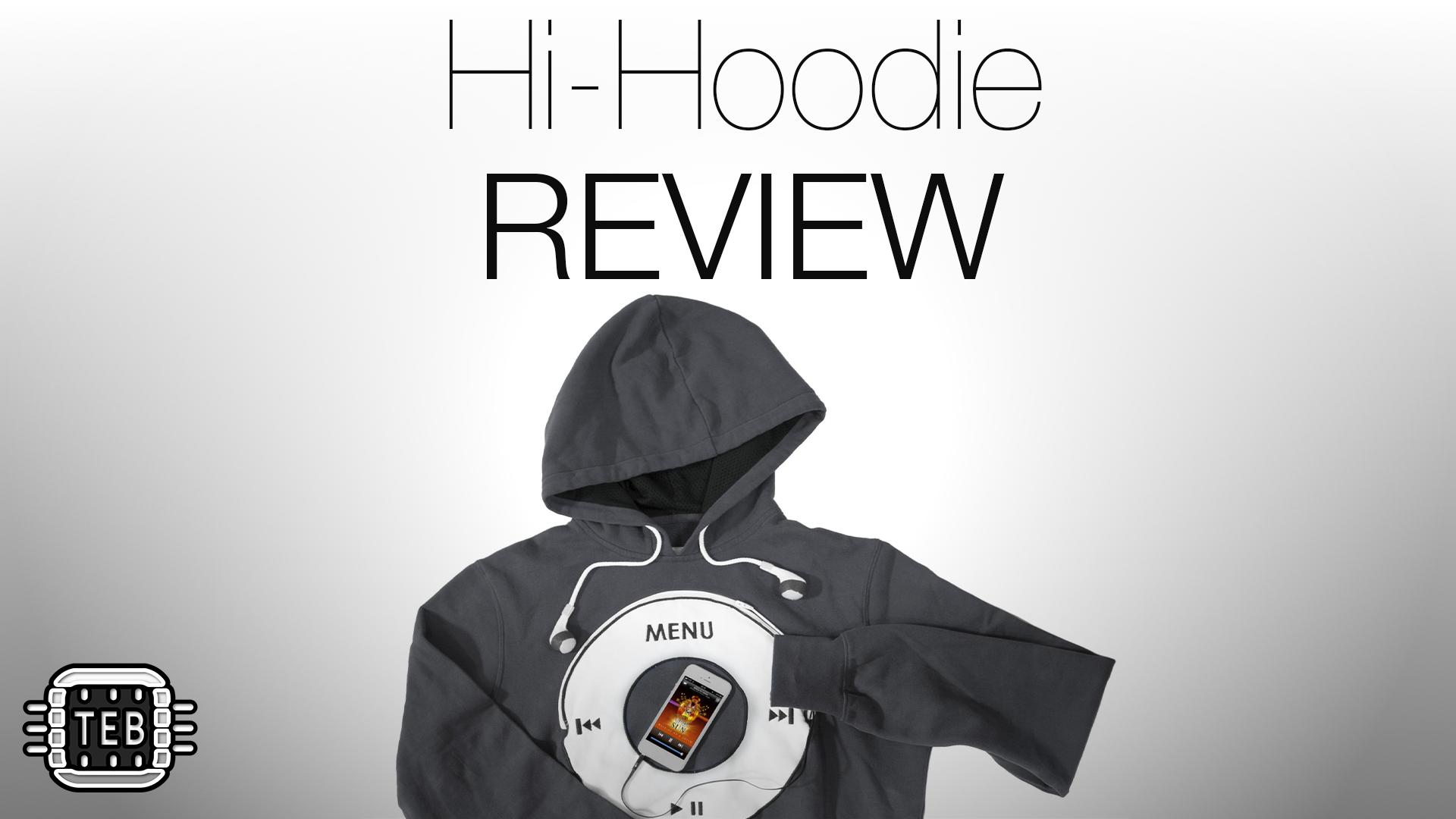 MINIATURA Felpa musicale Hi-Hoodie di Hi-Fun REVIEW
