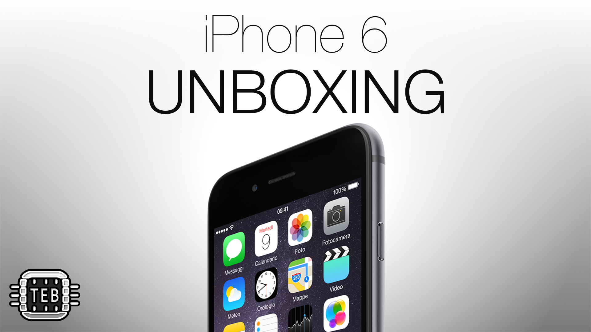 MINIATURA iPhone 6 UNBOXING