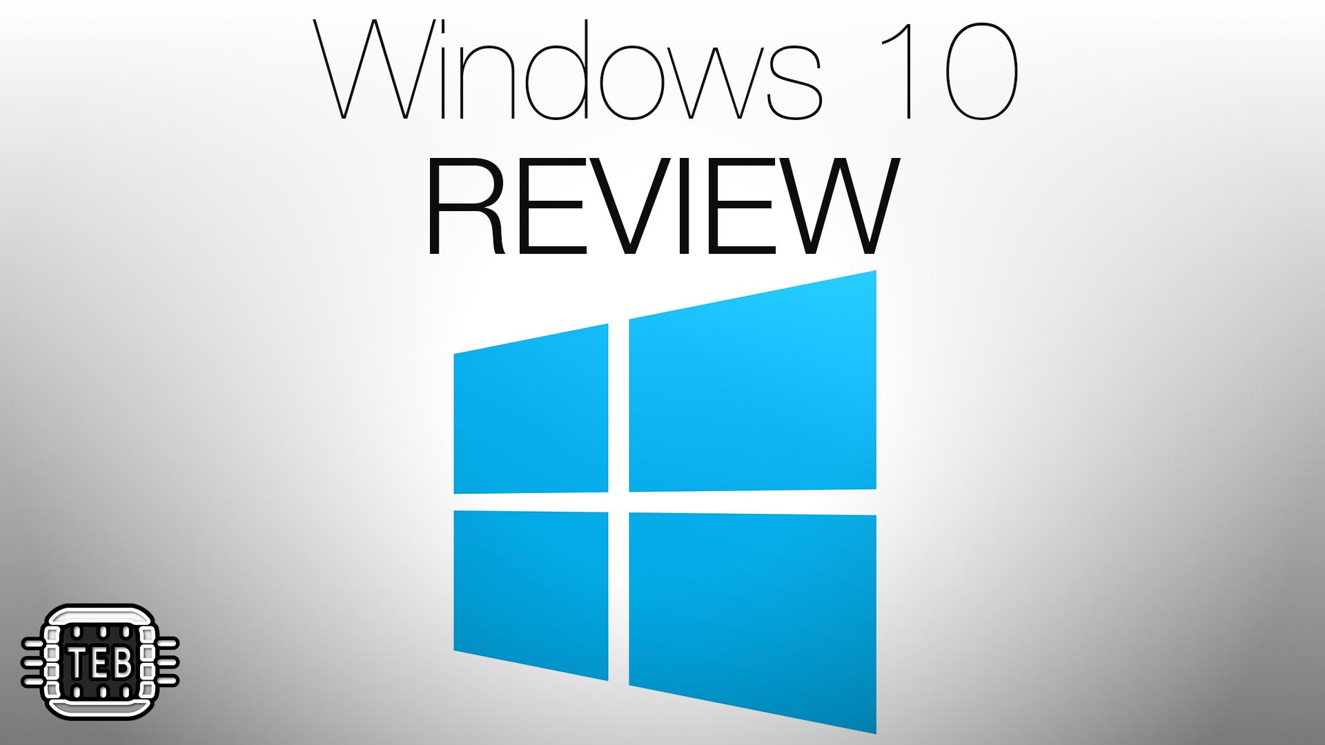 Windows 10 Technical Preview: la REVIEW di TechEarthBlog [VIDEO]