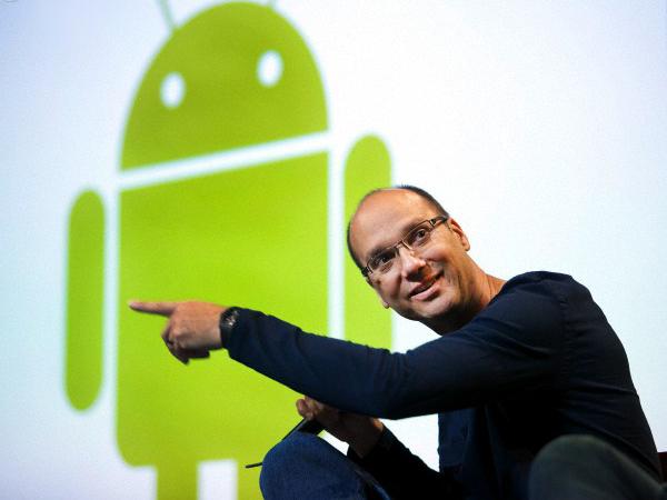 Andy Rubin: l'inventore di Android lascia Google per dedicarsi a progetti personali