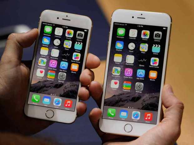 iPhone 6 e iPhone 6 Plus hanno riscosso meno successo del previsto tra gli utenti Android