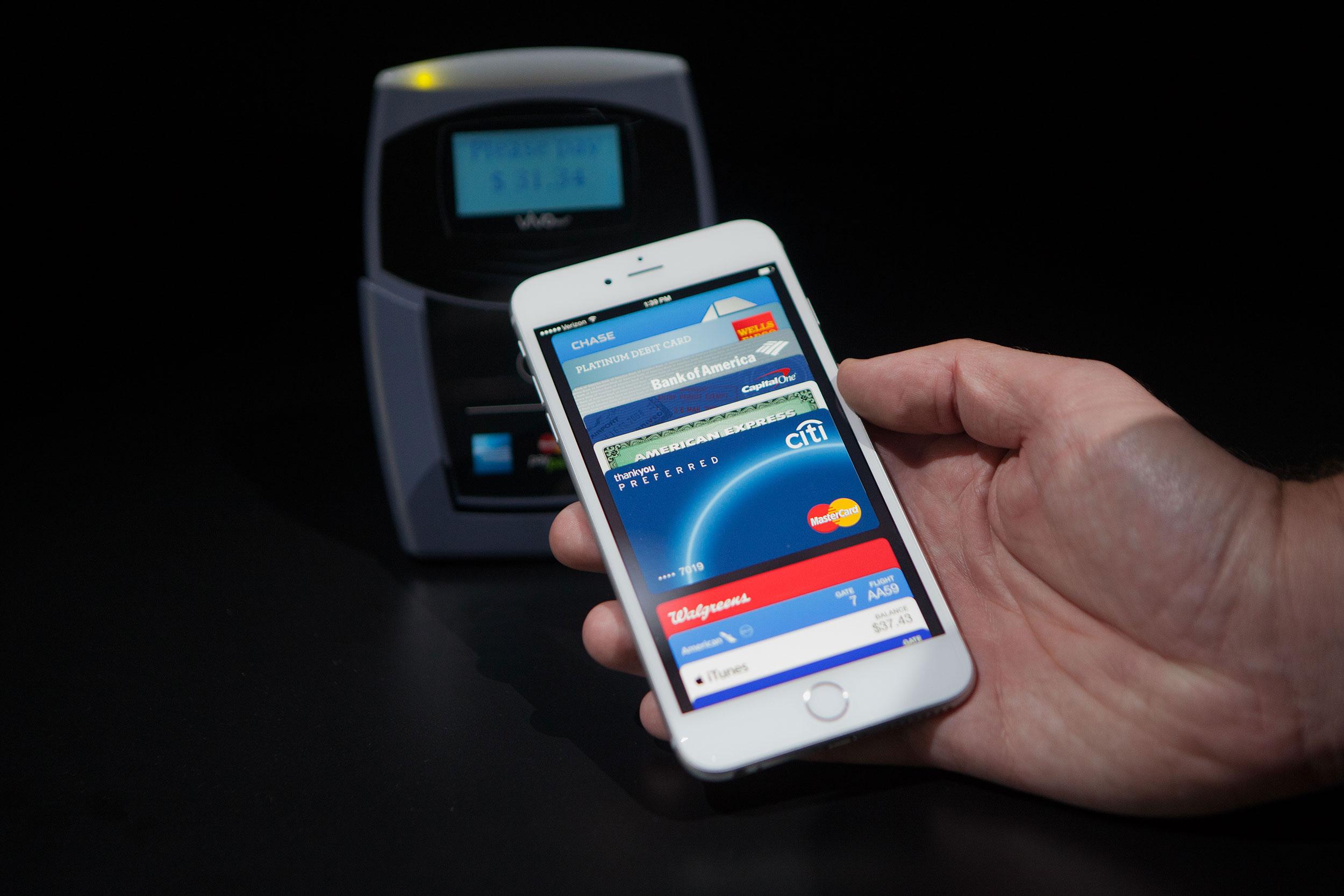 Apple Pay: arrivo previsto nel Regno Unito nella prima metà del 2015