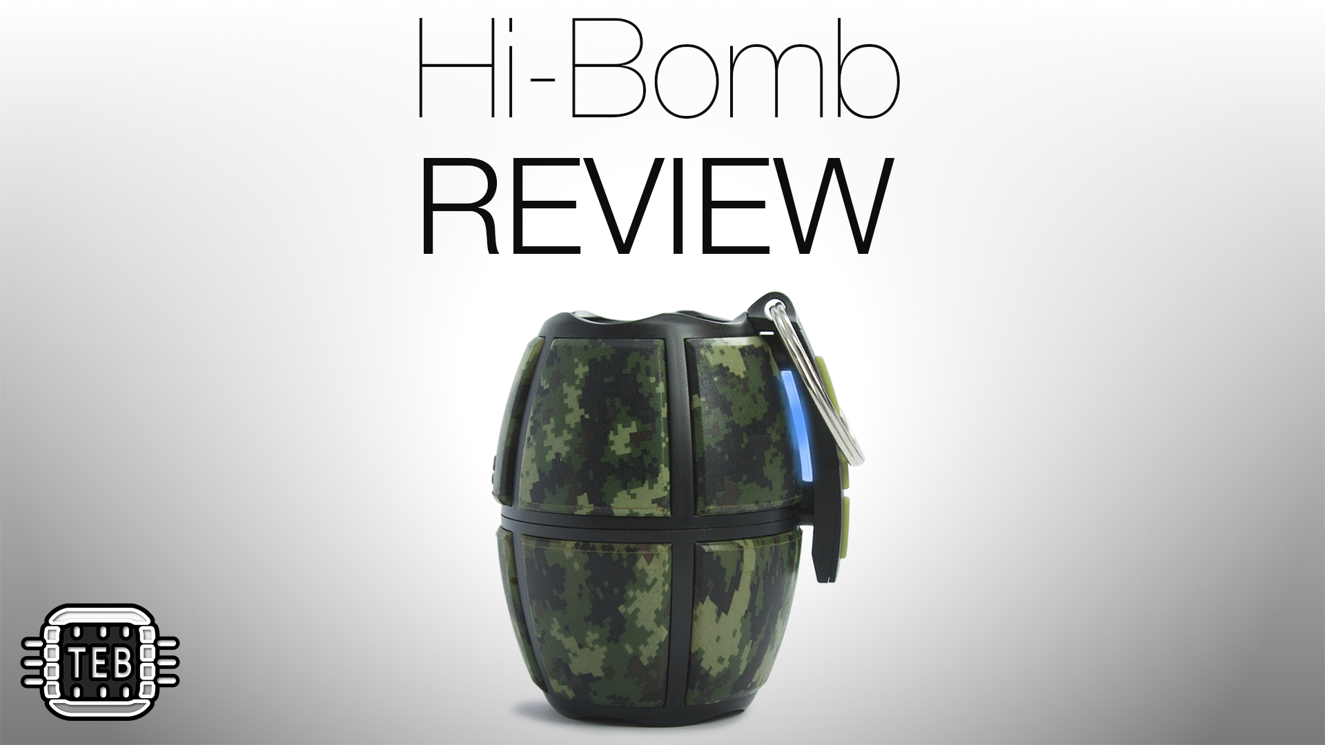 Speaker Hi-Bomb di Hi-Fun: la REVIEW di TechEarthBlog [VIDEO]