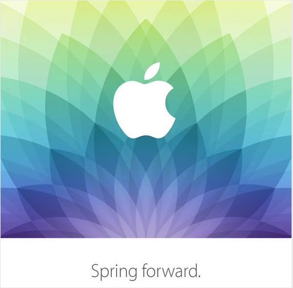 Ufficiale: evento Apple fissato il 9 marzo, Apple Watch e novità in arrivo!