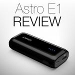 Batteria Astro E1 di Anker: la REVIEW di TechEarthBlog [VIDEO]