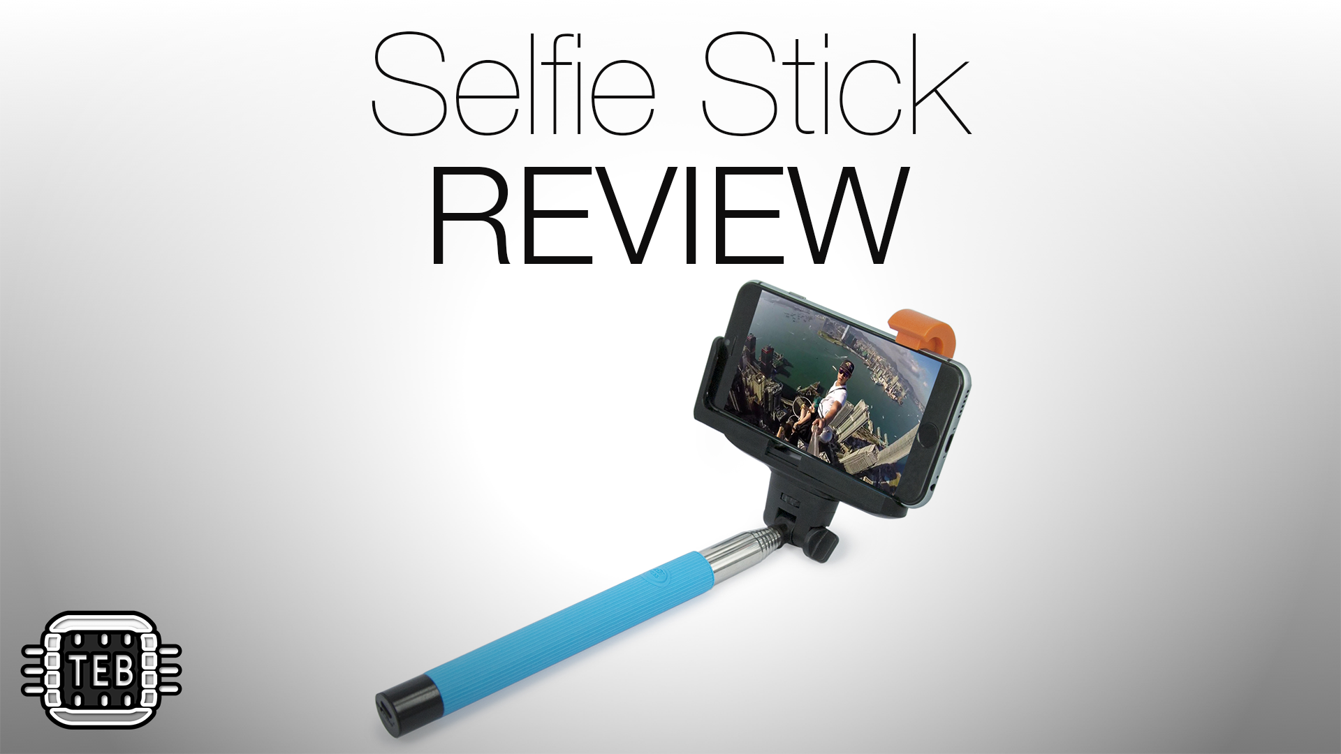 Supporto Selfie Stick di VaVeliero: la REVIEW di TechEarthBlog [VIDEO]