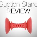Supporto Suction Stand di VaVeliero: la REVIEW di TechEarthBlog [VIDEO]