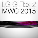 MWC 2015: ecco il nuovo LG G Flex 2 [FOTO + VIDEO]