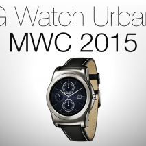 Come sapete in questi giorniTechEarthBlogè alMobile World Congress 2015di Barcellona per aggiornarvi sututte le novità presentate durante l'evento. In questo video andremo a vedere l'LG Watch Urbane, il nuovo smartwatchtop di gamma dell'azienda sud coreana.