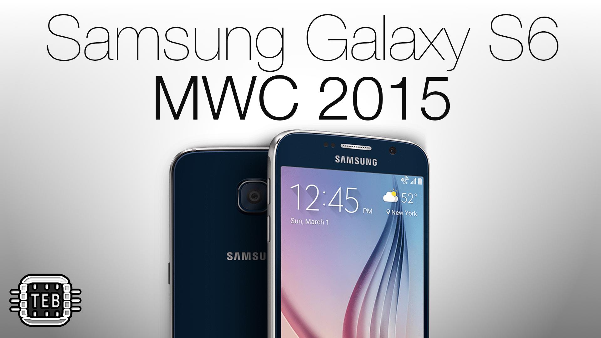 MWC 2015: ecco il nuovo Samsung Galaxy S6 [FOTO + VIDEO]