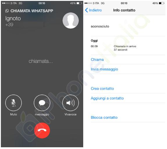 WhatsApp: le chiamate VoIP arrivano finalmente anche su iPhone!