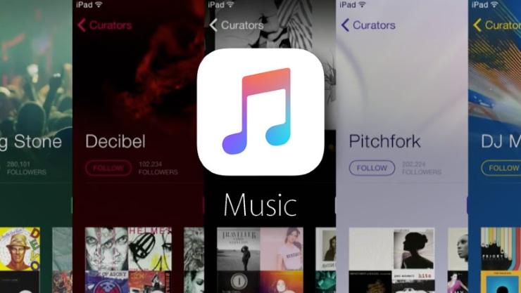 Apple Music: arriva il nuovo servizio di streaming musicale che sfida Spotify