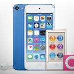 Apple presenta i nuovi iPod touch, iPod nano e iPod shuffle!