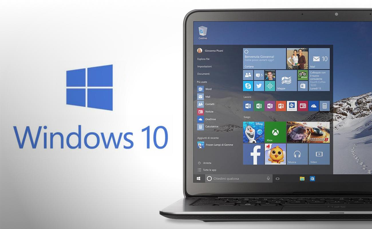 Windows 10: arriva il nuovo sistema operativo di Microsoft, ecco tutte le novità! [VIDEO]