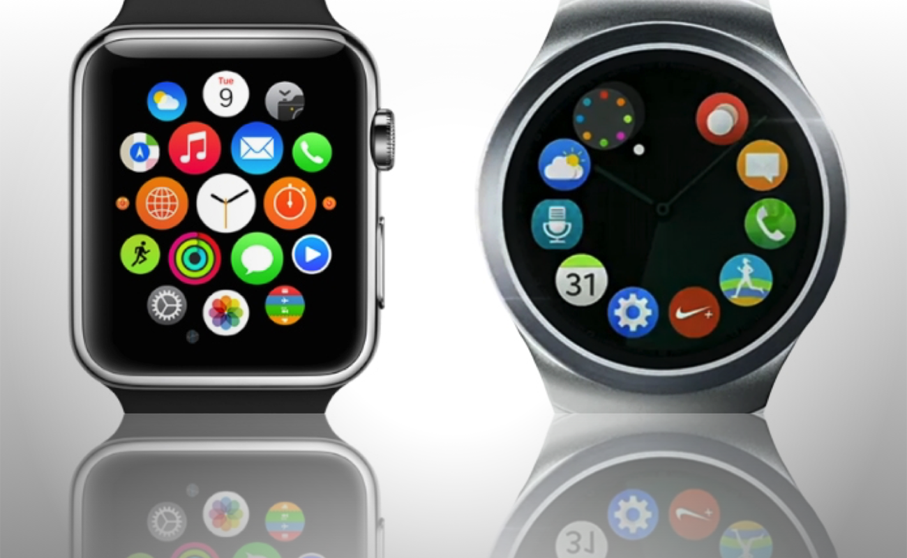Gear S2: Samsung annuncia il suo nuovo smartwatch... ispirato ad Apple Watch? [VIDEO]