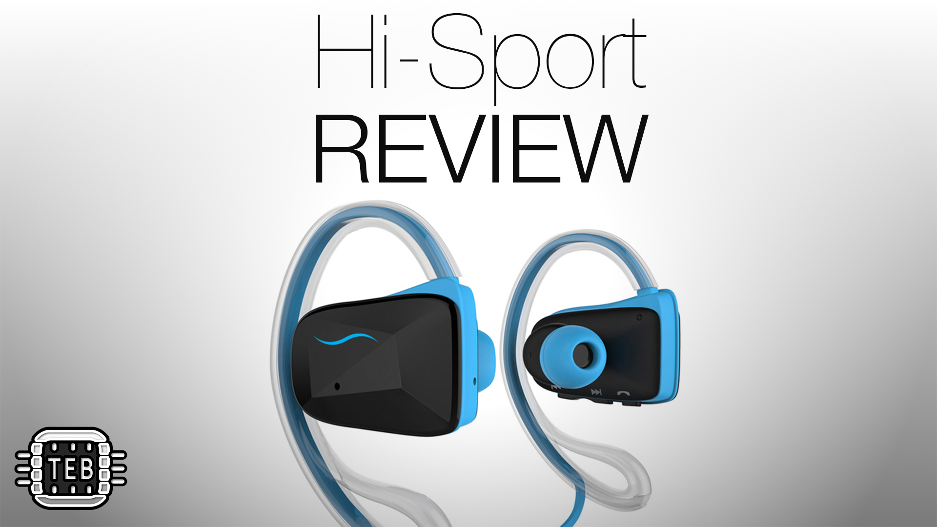 Cuffie Bluetooth Hi-Sport di Hi-Fun: la REVIEW di TechEarthBlog [VIDEO]