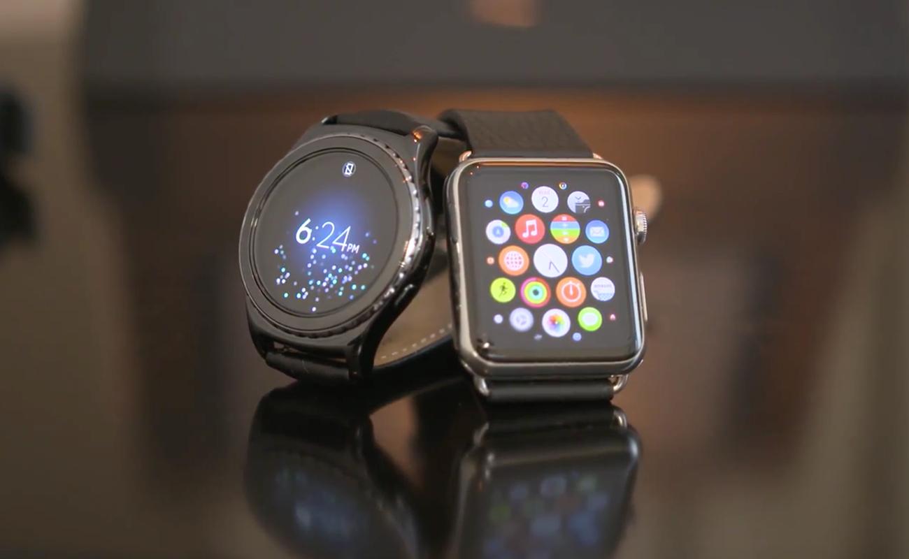 Apple Watch o Gear S2? Gli smartwatch Apple e Samsung a confronto [VIDEO]