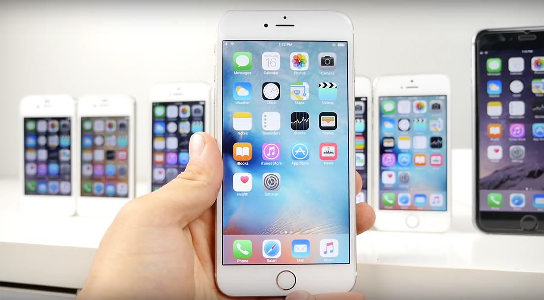 iOS 9 è davvero più veloce di iOS 8? Ecco il confronto [VIDEO]