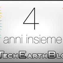 Oggi è sicuramente un giorno molto specialeper noi, TechEarthBlog compie quattroanni di vitae siamo particolarmente orgogliosi di condividere questo importante traguardo con voi. In quattro annisono sicuramente accadute tantissime vicende nel mondo della tecnologia e dell'informatica, ma grazie alla passione […]