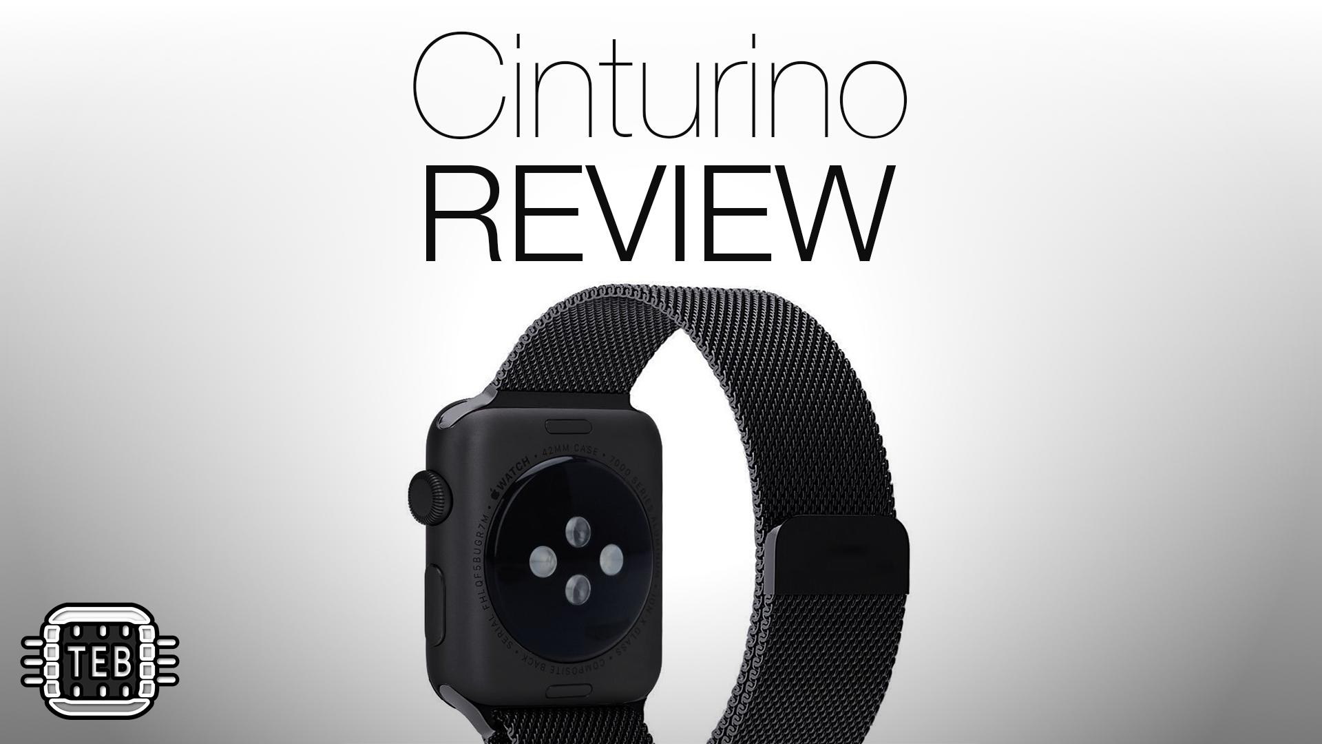Cinturino in maglia milanese per Apple Watch: la REVIEW di TechEarthBlog [FOTO + VIDEO]