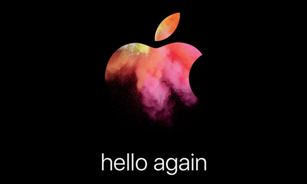 Ufficiale: evento Apple fissato il 27 ottobre, nuovi Mac in arrivo!