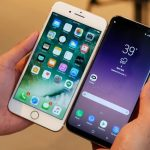 Galaxy S8 contro iPhone 7: sfida tra gli smartphone di Samsung e Apple [VIDEO]