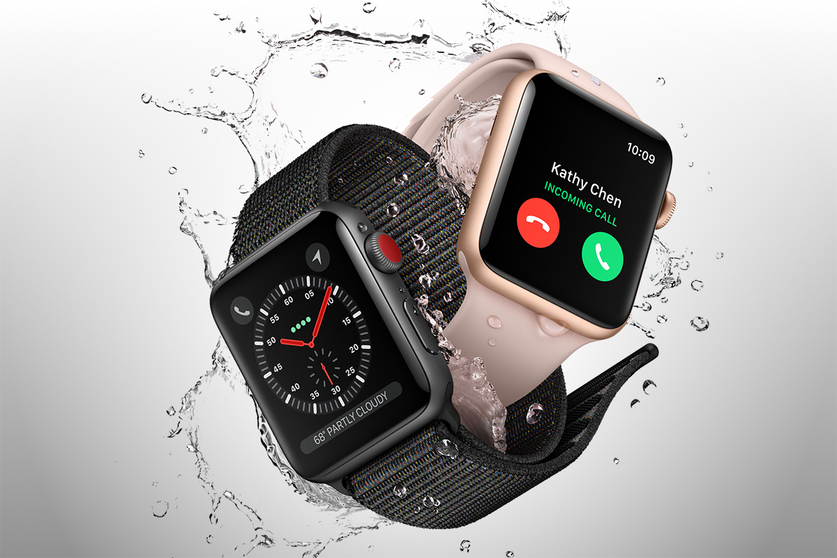 Apple presenta il nuovo Apple Watch Series 3: ecco tutte le novità! [FOTO + VIDEO]